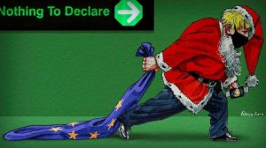 Brexit - UK will have to agree to Europe's terms