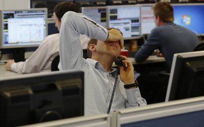 One Trader Started The Day With $77,000 In His Account; By The End He Owed $9 Million