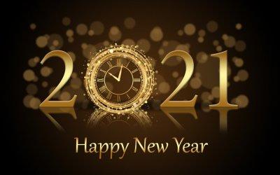 We wish you an happy, healthy and prosperous 2021