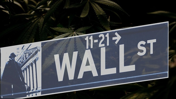 Cannabis and Wall Street