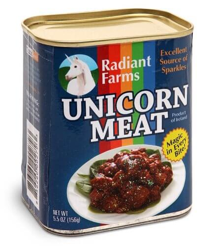 Unicorn meat v2