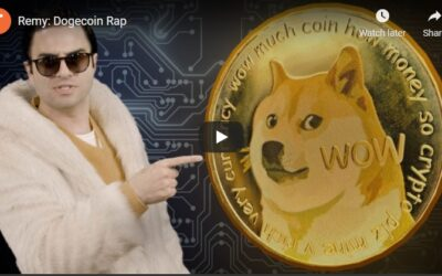 Dogecoin Rap unwrap – social media push crypto to a new high price.