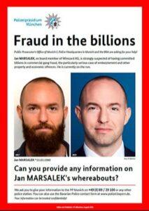 Wanted - Jan Marsalek - Munich police