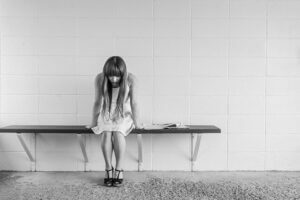 Trading on Robinhood may cause depression