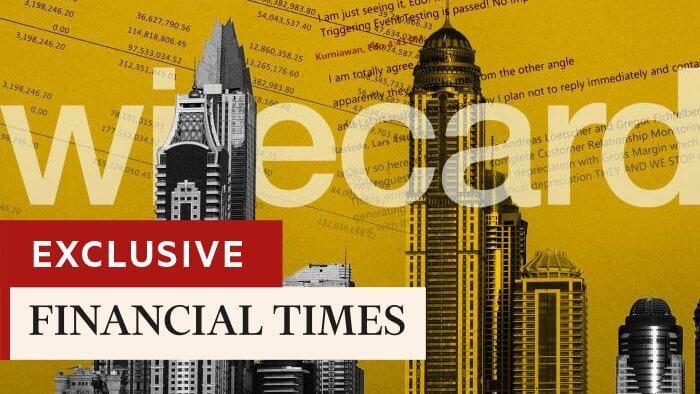 Wirecard - Financial Times