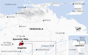 Atapirire region, Venezuela