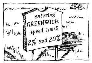 Greenwich-Speed-Limit