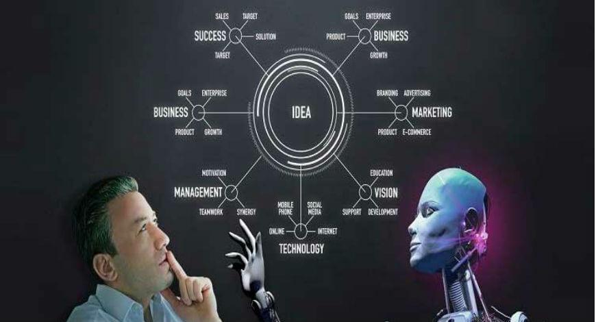 Human vs robo