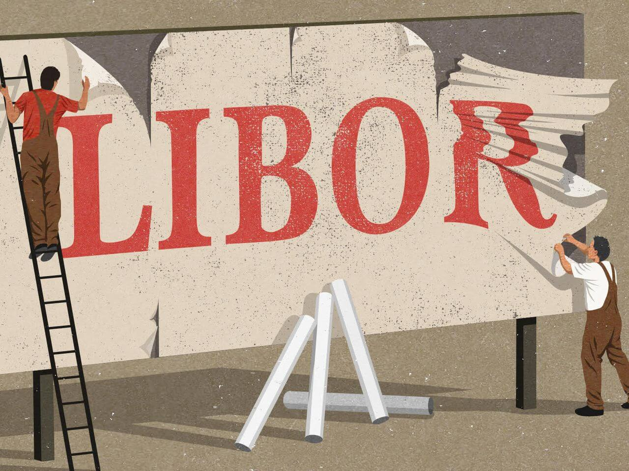 Libor-going-down