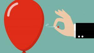 Pop-the-balloon