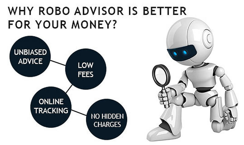 Robo advisors are better