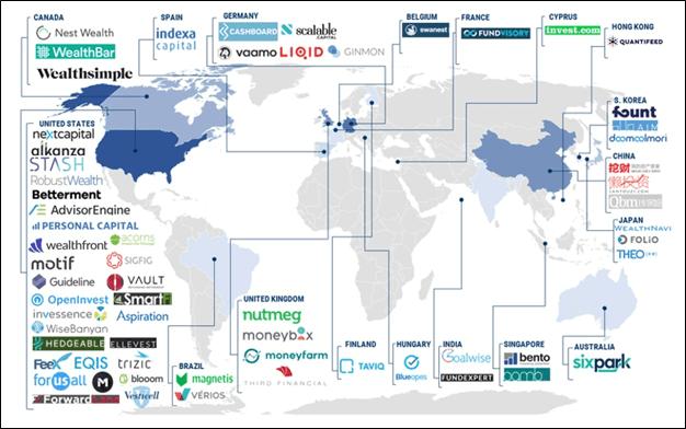World-map-of-robo-advisors
