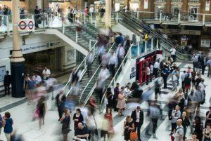 London-commuters