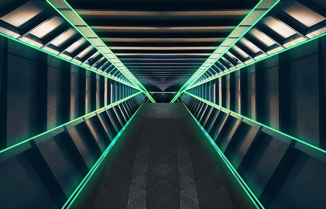 tunnel-in-space